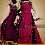 Party Wear Summer Dress Collection 2013 For Women By Rubashka Fashion (3)