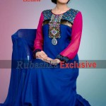 Party Wear Summer Dress Collection 2013 For Women By Rubashka Fashion (4)