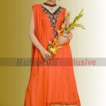Party Wear Summer Dress Collection 2013 For Women By Rubashka Fashion (7)