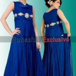 Party Wear Summer Dress Collection 2013 For Women By Rubashka Fashion (8)