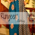 Rungeen Clothing Latest Party Wear Dresses Collection 2013 For girls & Women 004