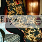 Rungeen Clothing Latest Party Wear Dresses Collection 2013 For girls & Women 005