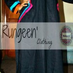 Rungeen Clothing Latest Party Wear Dresses Collection 2013 For girls & Women 006