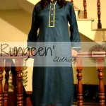 Rungeen Clothing Latest Party Wear Dresses Collection 2013 For girls & Women 007