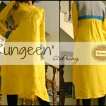 Rungeen Clothing Latest Party Wear Dresses Collection 2013 For girls & Women 008