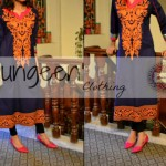 Rungeen Clothing Latest Party Wear Dresses Collection 2013 For girls & Women 009