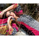 Sana Safinaz Lawn Dresses Collection 2013 0010