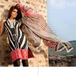 Sana Safinaz Lawn Dresses Collection 2013 0011