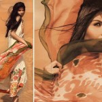 Sana Safinaz Lawn Dresses Collection 2013 002
