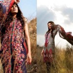 Sana Safinaz Lawn Dresses Collection 2013 003