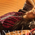 Sana Safinaz Lawn Dresses Collection 2013 004