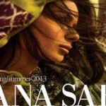 Sana Safinaz Lawn Dresses Collection 2013 005