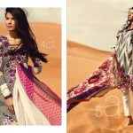 Sana Safinaz Lawn Dresses Collection 2013 009