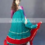 Stitched Stories Latest Summer Dresse Collection 2013-2014 For Women (4)