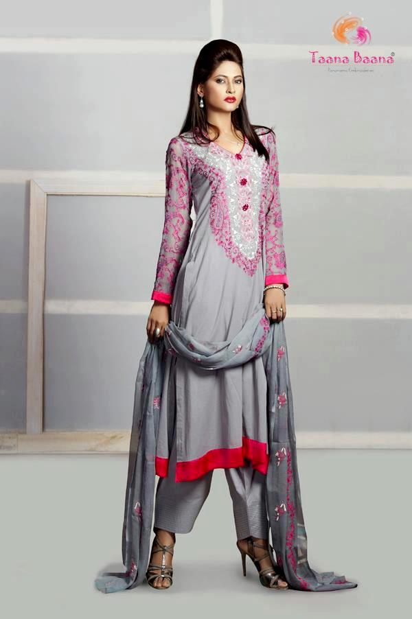 Taana Baana Summer Collection 2013 Vol 01 007