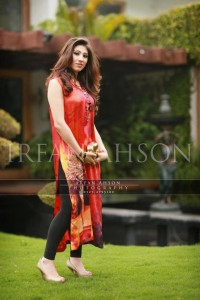 Teena Latest luxury pret Wear Collection 2013 at Fashion Pakistan Lounge 002