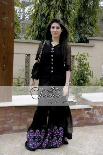 Teena Latest luxury pret Wear Collection 2013 at Fashion Pakistan Lounge 006