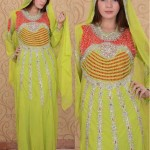 Zara Mirza Latest Party Wear Dresses Collection 2013 For Women 007