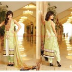 Zeb Aisha Spring Summer Lawn Collection 013 by Al Zohaib Textile 0011