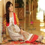Zeb Aisha Spring Summer Lawn Collection 013 by Al Zohaib Textile 0012