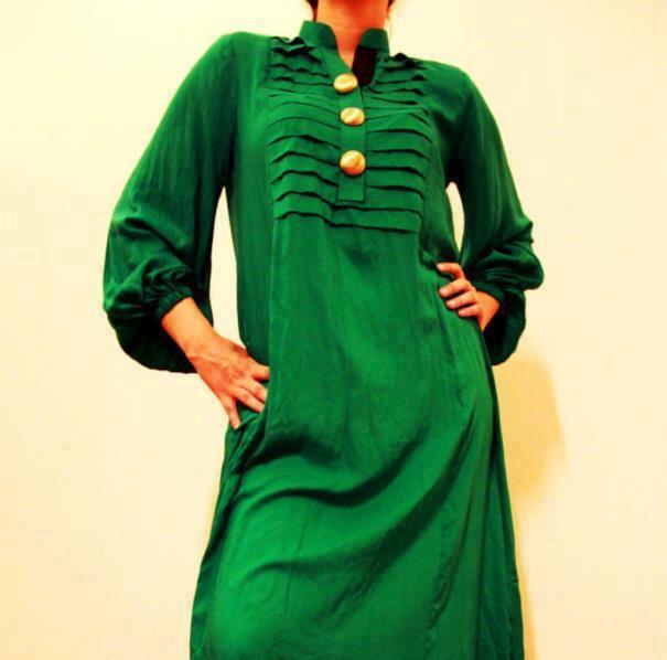 Affordable Stylish Kurtas Collection 2013 For Women 0010