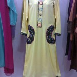 Affordable Stylish Kurtas Collection 2013 For Women 0011