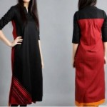 Affordable Stylish Kurtas Collection 2013 For Women 009