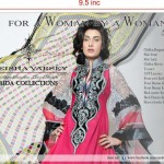 Aiesha Varsey Lawn Dresses Collection 2013 For Women 0014