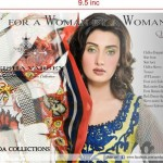 Aiesha Varsey Lawn Dresses Collection 2013 For Women 0017