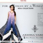 Aiesha Varsey Lawn Dresses Collection 2013 For Women 007