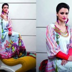 Bashir Ahmed Embroidered Lawn Collection 2013 For Women 0013