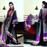 Bashir Ahmed Embroidered Lawn Collection 2013 For Women 008