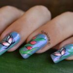Beautiful-New-Valentines-Day-Nail-Art- 2