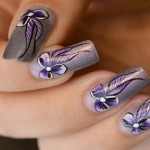 Beautiful-New-Valentines-Day-Nail-Art- 5