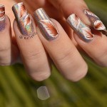 Beautiful-New-Valentines-Day-Nail-Art- 6