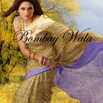 Bombay Wala Stylish Traditional Saree Collection 2013 For Women 07