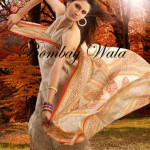 Bombay Wala Stylish Traditional Saree Collection 2013 For Women 08