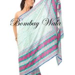 Bombay Wala Stylish Traditional Saree Collection 2013 For Women 11