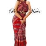 Bombay Wala Stylish Traditional Saree Collection 2013 For Women 12