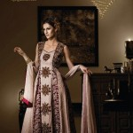 Chez Umxavi Latest Party Wear Summer Collection 2013 For Women 009
