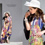 Classic Lawn Collection 2013' By Five Star mills For Women 0010