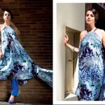 Classic Lawn Collection 2013' By Five Star mills For Women 0012