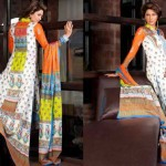 Classic Lawn Collection 2013' By Five Star mills For Women 002