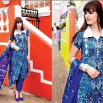 Classic Lawn Collection 2013' By Five Star mills For Women 004