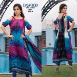 DAWOOD Gold Classic Lawn Collection 2013 002