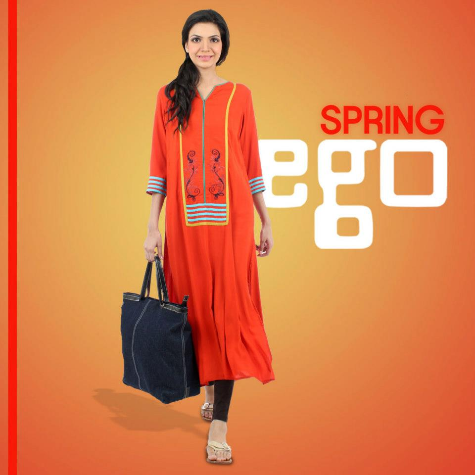 EGO Latest Dresses Collection 2013 For Women 001