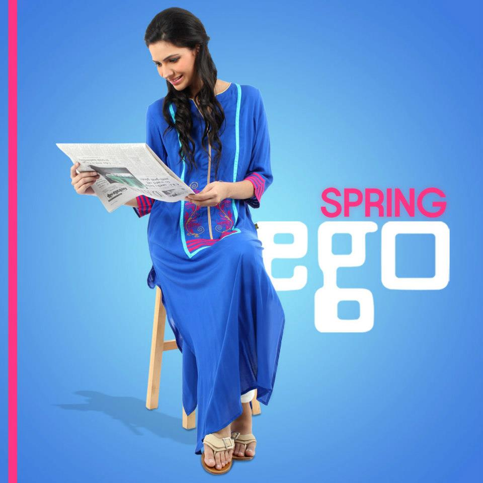 EGO Latest Dresses Collection 2013 For Women 002