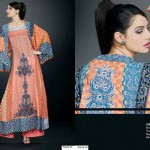 Embroidered Swiss Voile Spring Summer collection 2013 For Women 002
