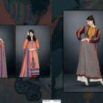 Embroidered Swiss Voile Spring Summer collection 2013 For Women 003