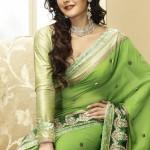Expensive-Saree-Trends-2013-2